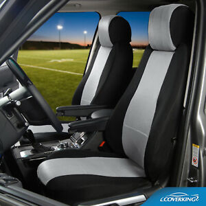 Coverking Spacer Mesh Custom Tailored Front Seat Covers For Toyota Tacoma