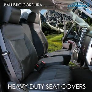 Coverking Cordura Ballistic Heavy Duty Front Seat Covers For Honda Pilot