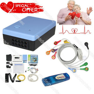 Contec Wireless Stress Ecg ekg Analysis System exercise Stress Ecg Test 8000s