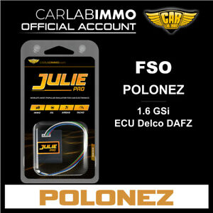 Fso Polonez 1 6gsi Immo Off With Julie Pro Emulator Original By Carlabimmo