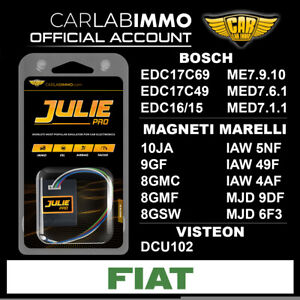 Fiat With Can Immo Off With Julie Universal Emulator Alfa Romeo Lancia Fiat