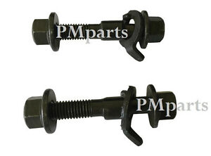 Adjustable Camber Alignment Cam Bolt Bolts Kit For Mazda Protege Rx7 Tribute