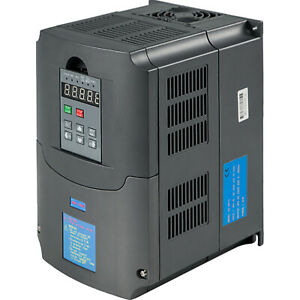 Updated 7 5kw 220v 10hp 34a Vfd Variable Frequency Drive Inverter Ce Phase