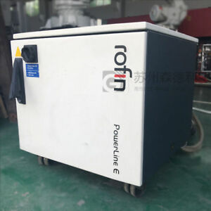 Used Rofin Powerline E Series Laser Markers Power Supply 20e d Hg25