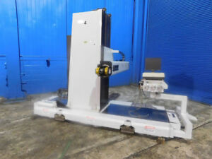 90 x 80 x 48 Tarus Cnc 5 Axis Horizontal Portable Clay Boring Milling Drilling