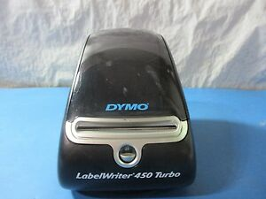 Dymo Labelwriter 450 Turbo Label Thermal Printer Used