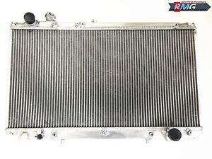 Aluminum Radiator For 1998 2005 Lexus Gs300 3 0l V6 1999 2000 2001 2002 03 04