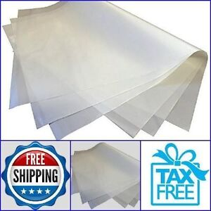 3 Pack Teflon Sheet 16x24 Reusable For Heat Press Transfer Craft Waterproof new