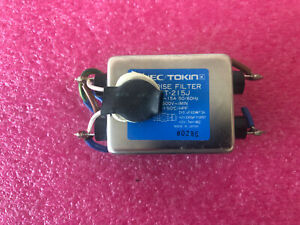 Tokin Noise Filter Gt 215j 250v 15a 50 60hz Tv 1500v