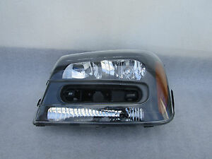 Chevy Trailblazer Headlight Front Head Lamp 2003 2004 2005 2006 Oem 15179624