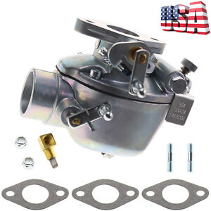 Ford Tractor Carburetor 600 620 630 640 650 700 B4nn9510a Eae9510d 134 Engine Us