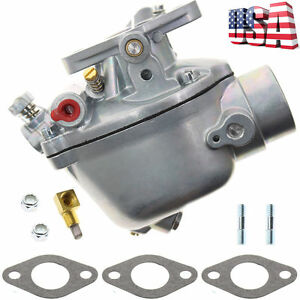 New Eae9510d Ford Tractor Carburetor 600 700 With 134 Engine B4nn9510a Tsx580 Us
