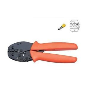 Crimping Tool Pliers Cable End sleeves Terminal Energy Saving Fsc 625gf Awg 10 4