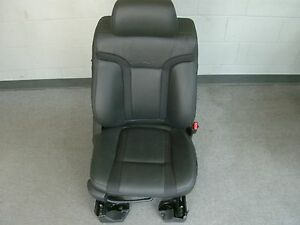 Ford F 150 Raptor Svt Black Leather Right Front Seat Heated cooled
