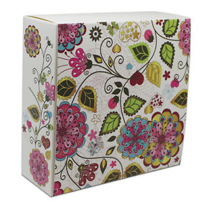 Various Printed Paper Box Gift Packaging Wedding Party Favor Boxes Eco friendly