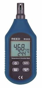Reed R1910 Temperature Humidity Meter Thermo hygrometer