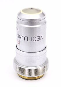 Zeiss Neofluar 100x 1 30 Oel Ph3 Phase Contrast 160mm Microscope Objective 1 3
