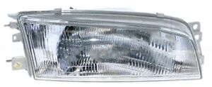 New Head Light Lamp For Mitsubishi Lancer Ce 4dr Sedan 6 1996 6 1998 Right