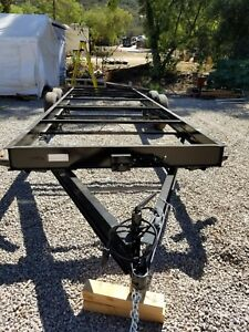 New 22 Ft Tiny House Flatbed Trailer on Sale Now Best Deals Tiny House Cottage