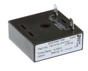 Hobart 00 087714 031 2 Relay time Delay Genuine Part