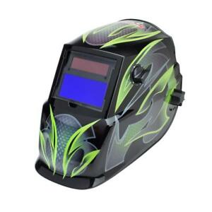 Lincoln Electric Galaxsis Auto Darkening Variable Shade 9 13 Welding Helmet