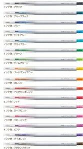 choose 5 Uni ball Style Fit Signo Umn 139 0 28mm Rollerball Pen 16 Colors