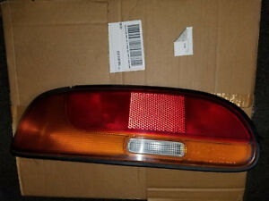 91 92 93 Nissan Nx Tail Rear Brake Lights Left Or Right Excellent Condition