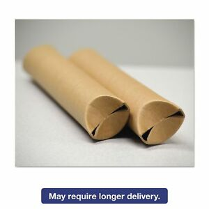 General Supply Sstk318 Snap end Mailing Tubes 18l X 3 Dia Brown Kraft
