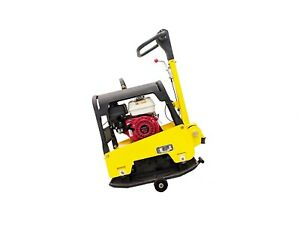 Hoc C3020 Hydraulic Handle Reversible Plate Compactor Tamper 3 Year Warranty