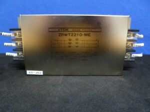 Tdk Zrwt2210 me Emc Noise Filter 3 phase 250v 10a 50 60hz B23