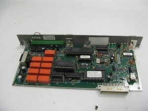 Dukane Nurse Call 110 3614a Zone Unit Pc Board Lot Of 1 Pro care Star 6000 Ge