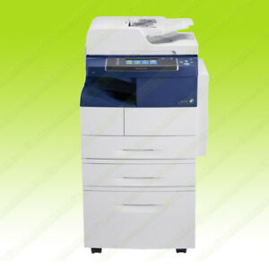 Xerox Workcentre 4265 Laser Mono Printer Scanner Copier Fax Finisher 55 Ppm A4