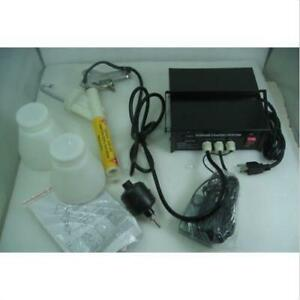 Brand New Portable Powder Coating System Paint Gun Coat Pc03 U