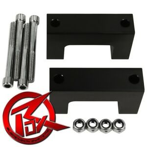 Fits 93 98 Jeep Grand Cherokee Zj Front Delrin Shock Extenders For 2 Lifts