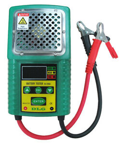Di 226a Lead acid Battery Tester Available For Deep Cycle And Starting Battery