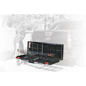 750 Lb Capacity Heavy Duty Folding Cargo Carrier