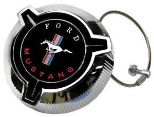 1967 Ford Mustang Gas Cap W Twist Off New Dii