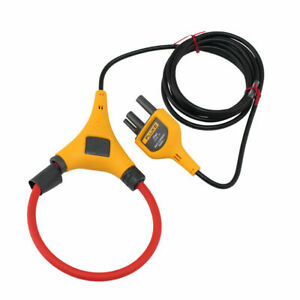 Fluke I2500 10 Iflex 10 Flexible Current Probe 2500a Ac Current 1000v Ac