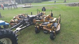 Woods Batwing Finish Mower 3 Point 7144rd 12