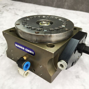 Used Mader Gmbh Rse p1 4 3 Rotary Index Table Pneumatic