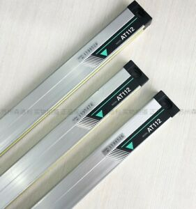 1pcs Used Mitutoyo Linear Scale Readable Length At112 570f