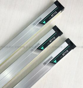 1pcs Used Mitutoyo Linear Scale Readable Length At112 570
