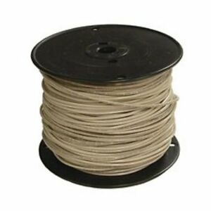 Southwire 14wht strx500 Thhn Single Wire 14 Gauge 500 39 Spool