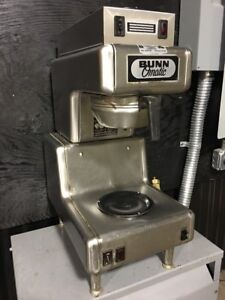 Bunn Ol35 0002 Automatic Coffee Maker With 2 Warmers 12 Cups Our 1