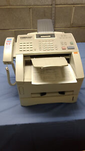 Brother Intellifax 4100e Business Class Laser Fax Machine