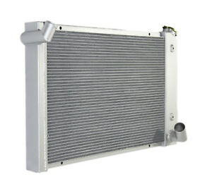 3 Row Performance Radiator For 68 82 Chevy Small Block Corvette V8 Only