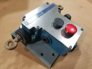Telemecanique Xy2 Ce1656258 Cabled Controlled Emergency Stop Switch