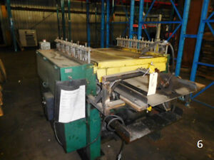 6 Stand 31 Rollspace 2 Shaft Yoder Roll Former Sheet Metal Rollforming