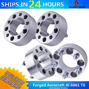 4 Pcs 5x4 5 For 1993 1998 Jeep Grand Cherokee Zj 2 Inch Thick Wheel Spacers