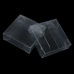 Plastic Pvc Box Clear Wedding Candy Party Favor Chocolate Jewelry Gifts Boxes